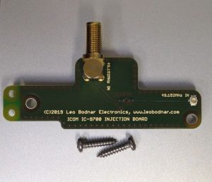 INJECTION BOARD