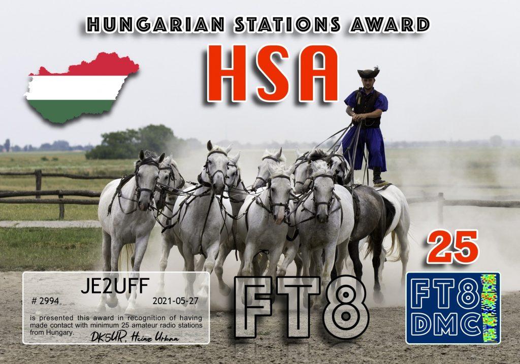 HSA-II