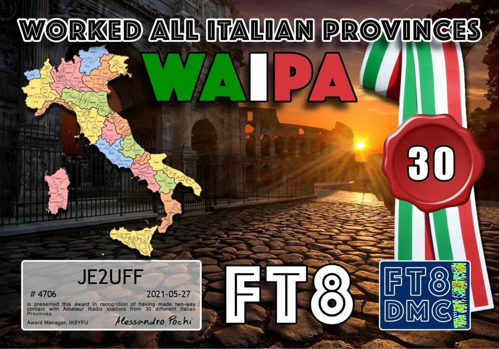 WAIPA-30