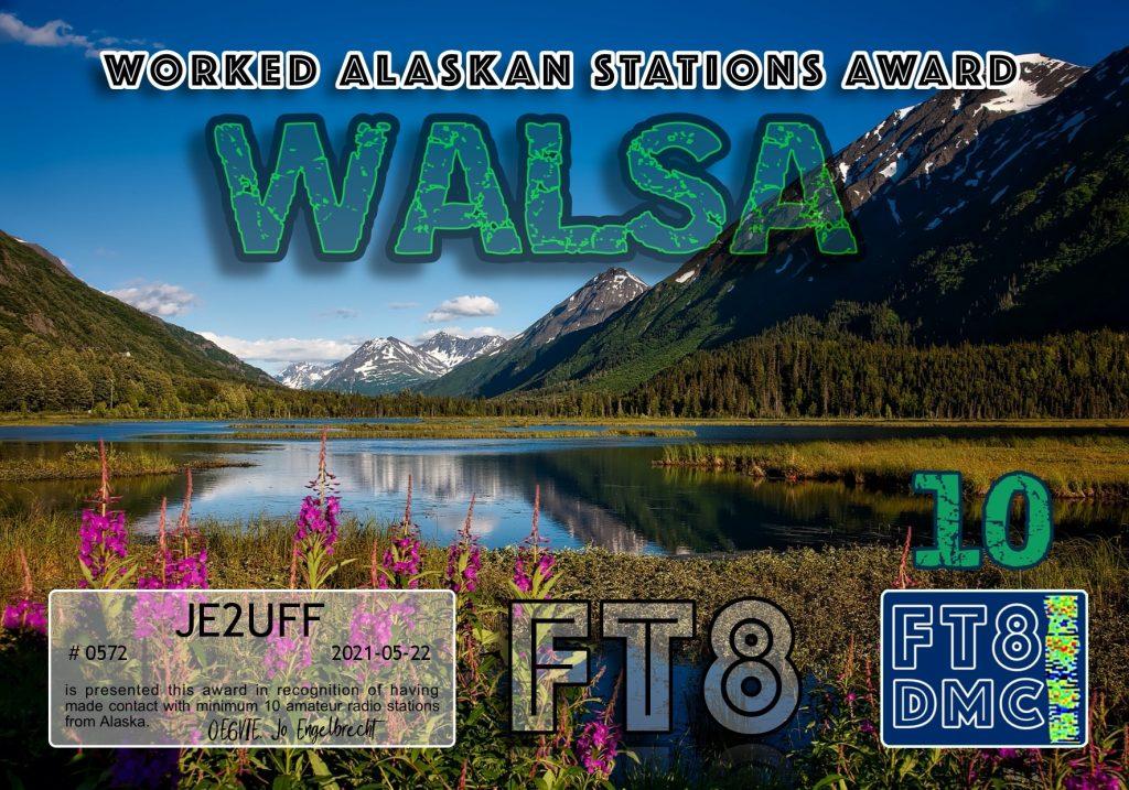 WALSA-10