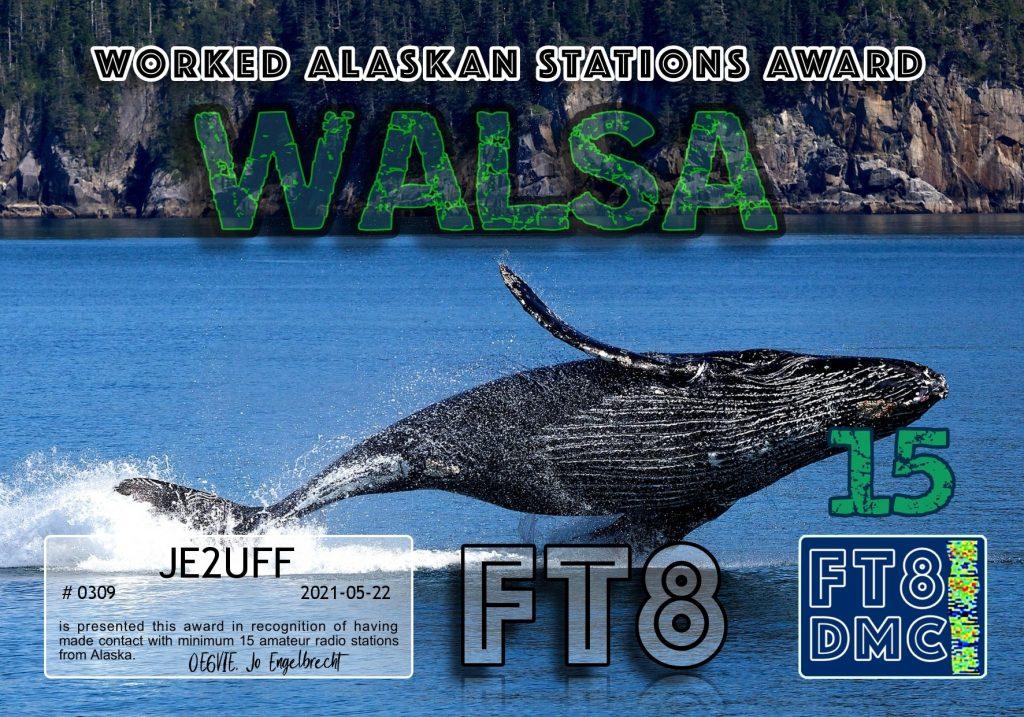 WALSA-15