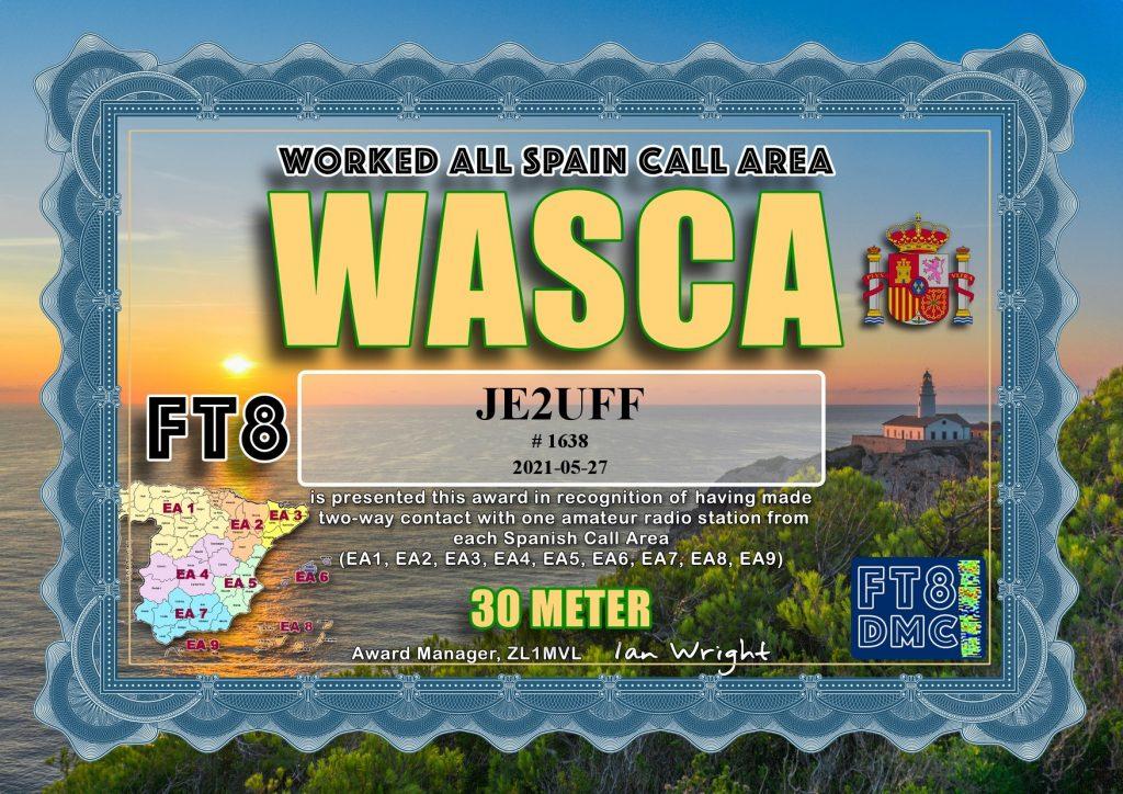 WASCA-30M