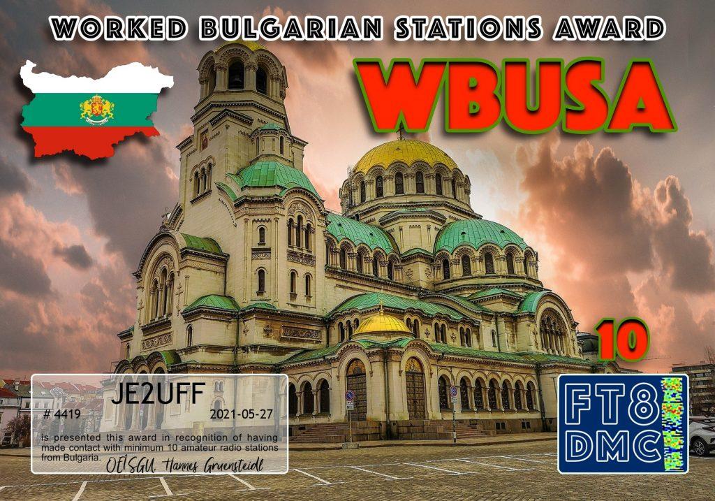 WBUSA-III