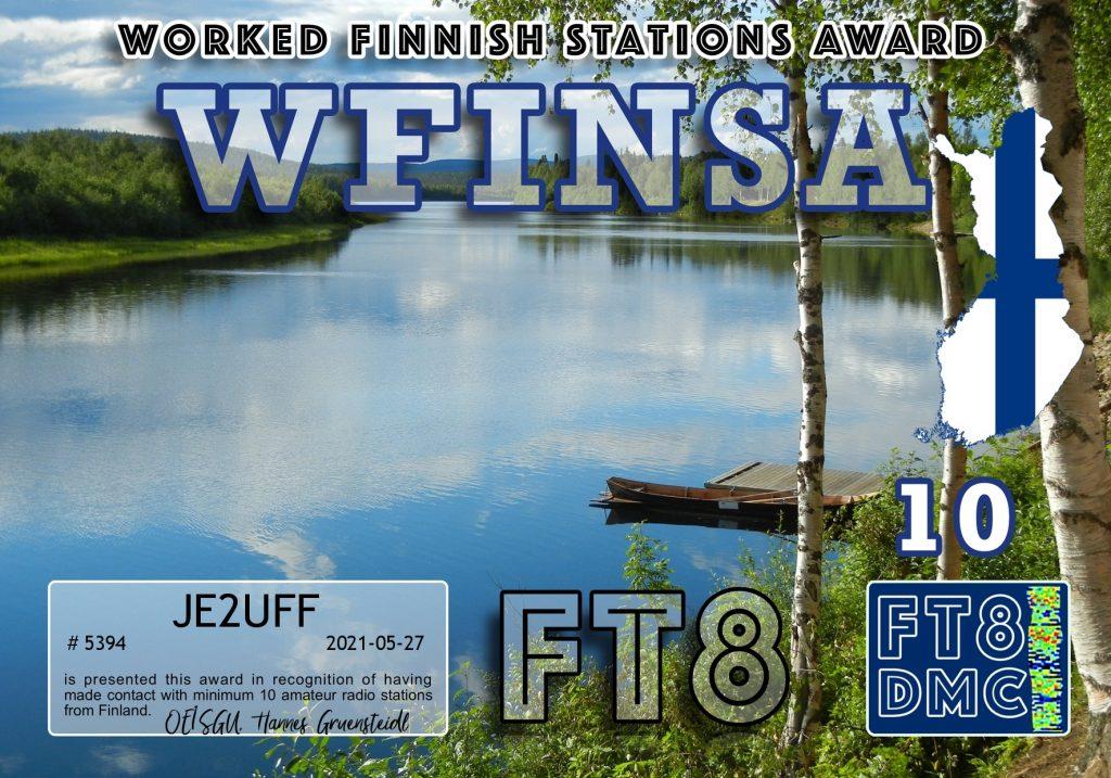 WFINSA-III