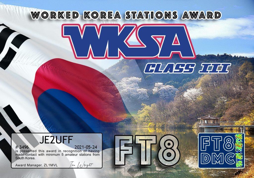 WKSA-III