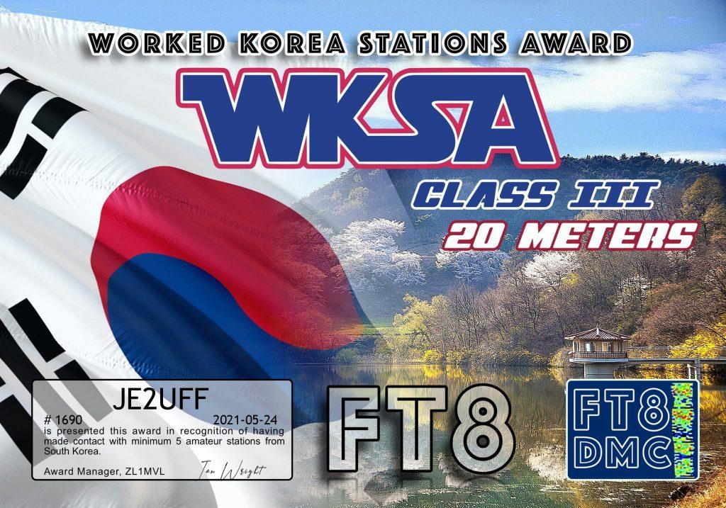 WKSA20-III