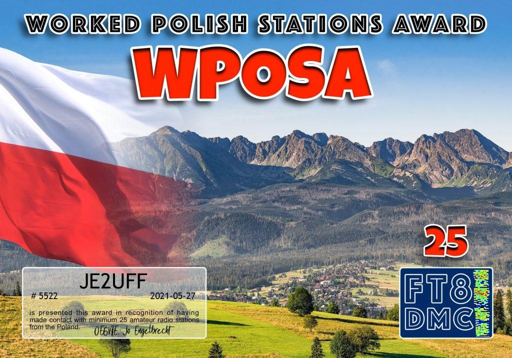 WPOSA-II