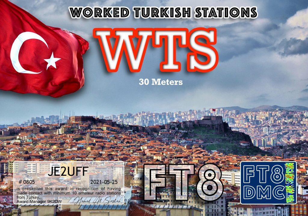 WTS-30M