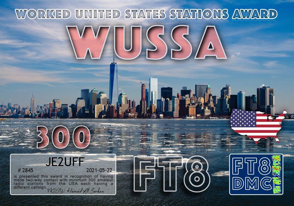 WUSSA-300