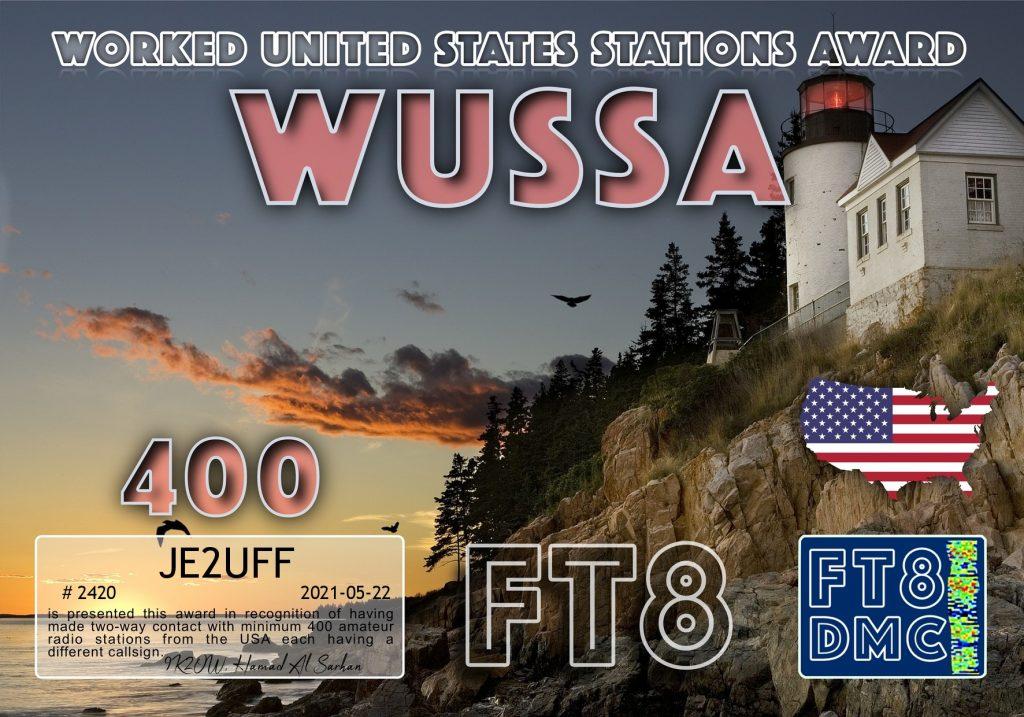 WUSSA-400