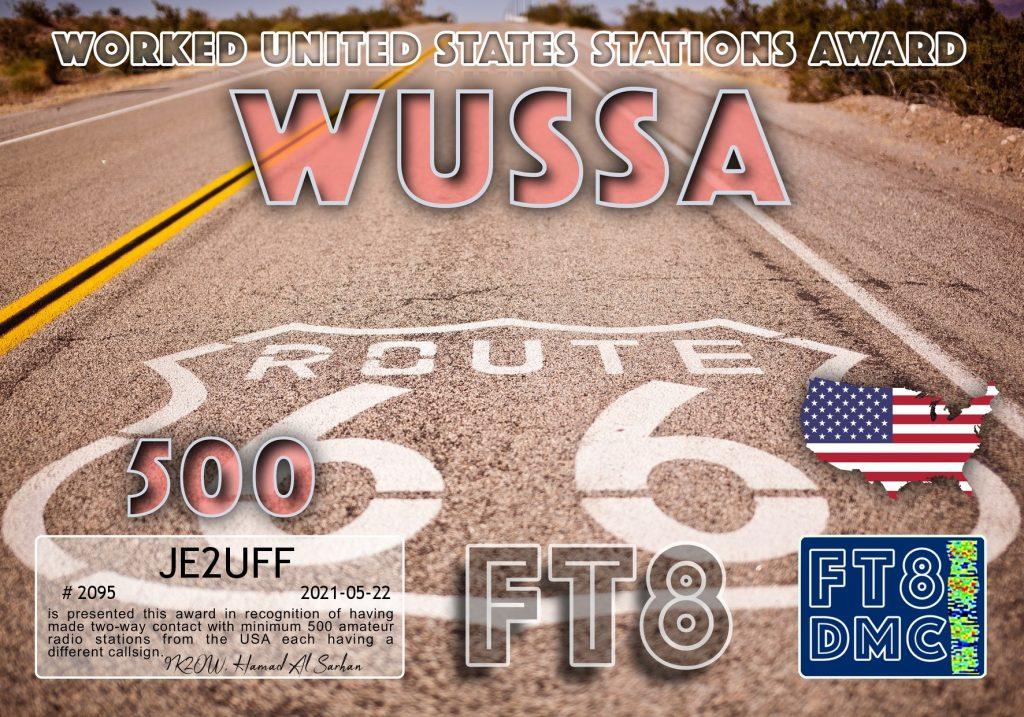 WUSSA-500