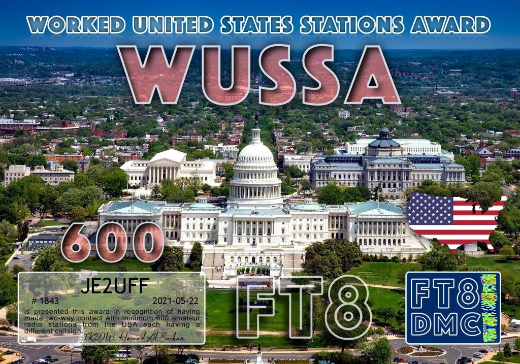 WUSSA-600