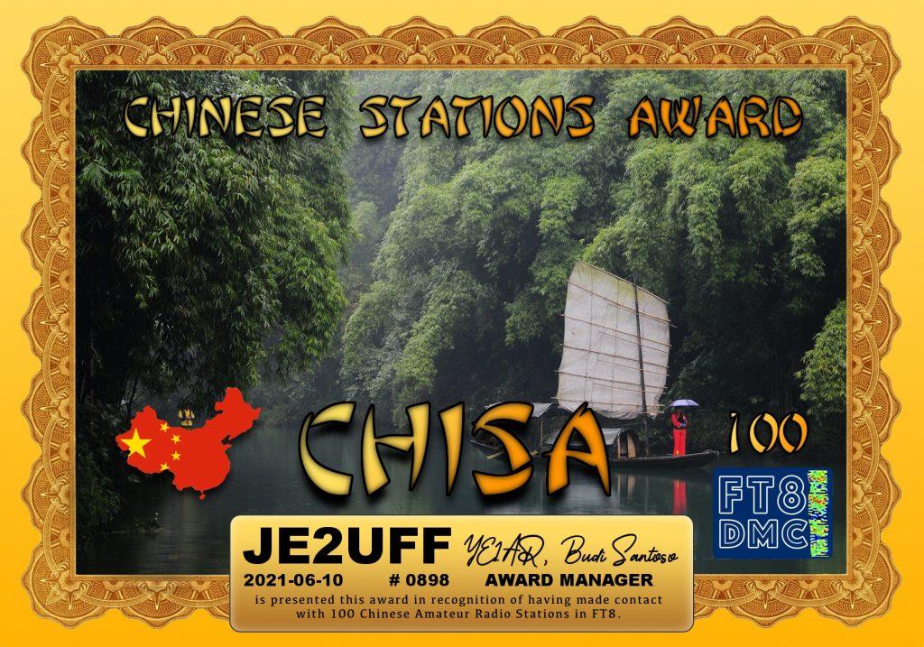 CHISA-100