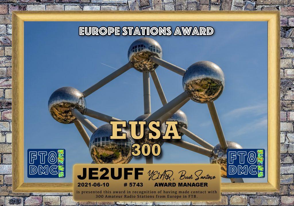 EUSA-300