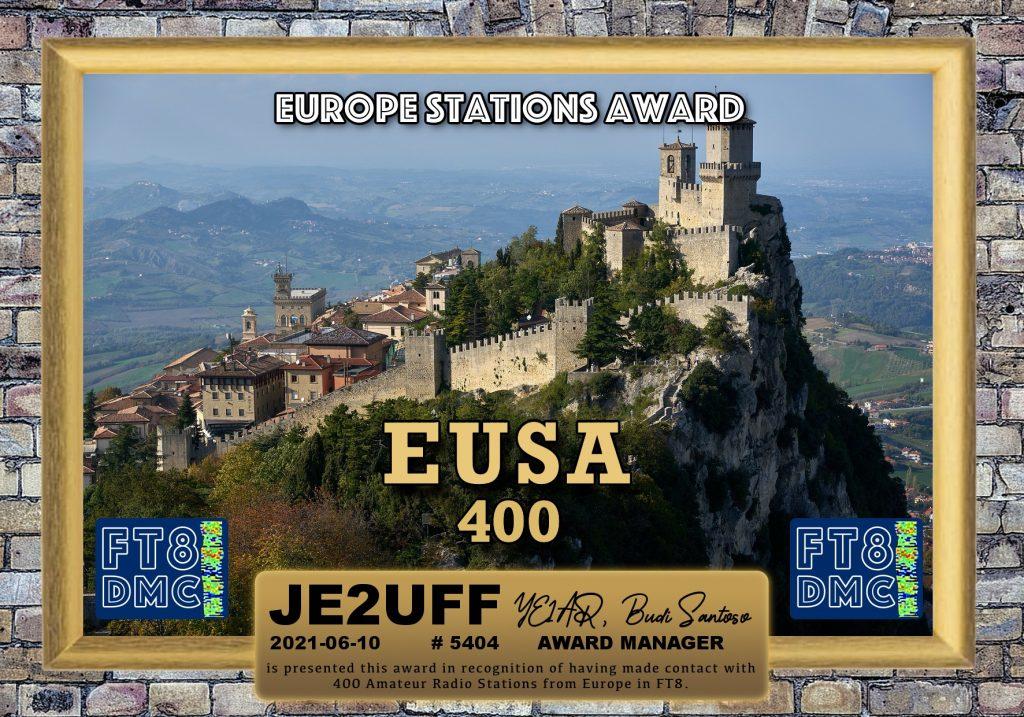 EUSA-400