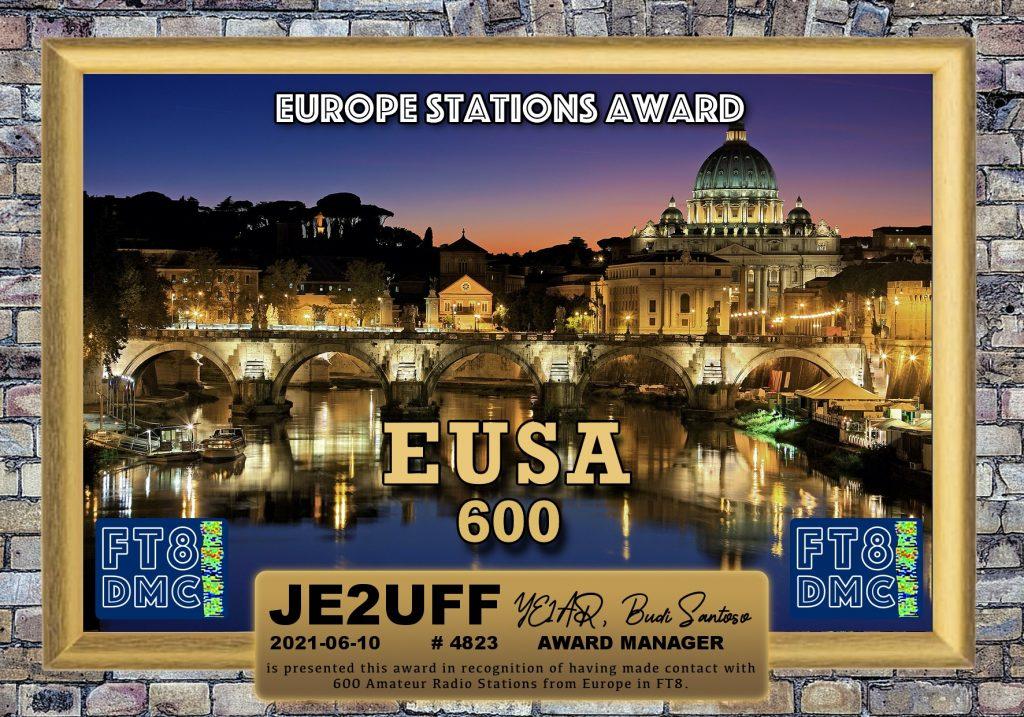 EUSA-600