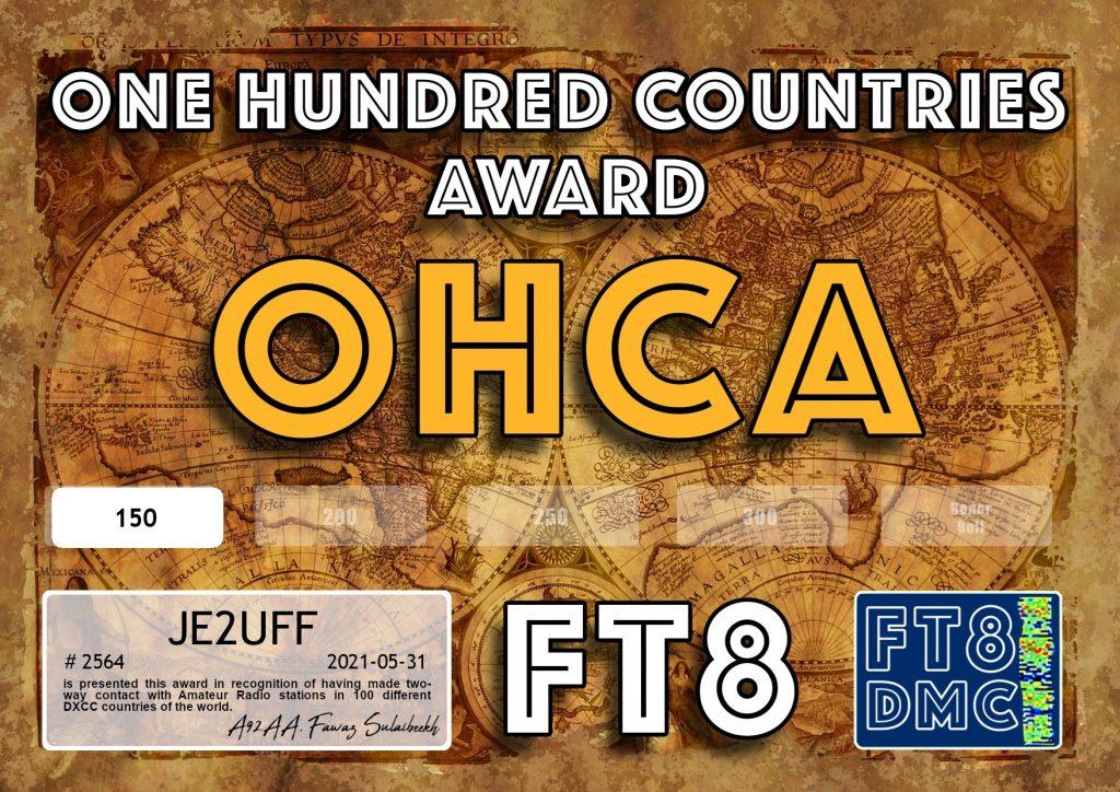 OHCA-150