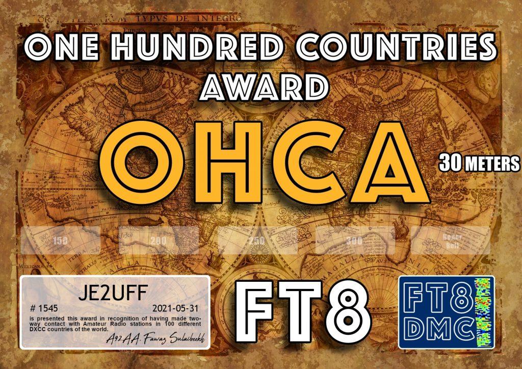 OHCA-30-100