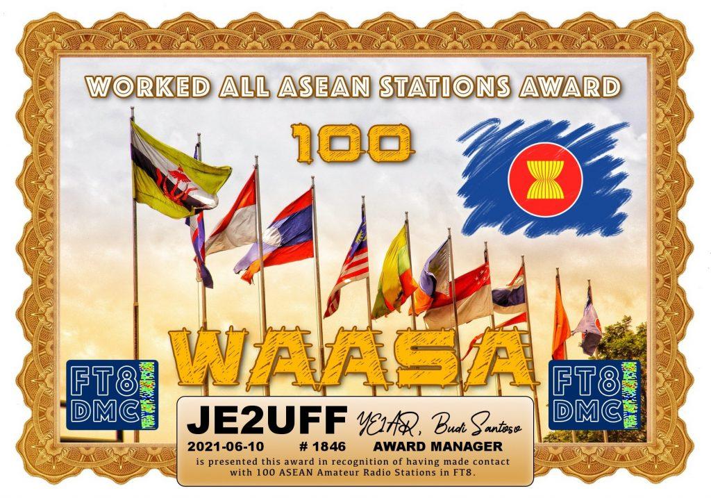 WAASA-100