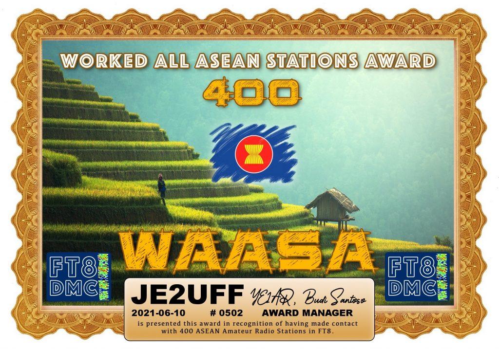 WAASA-400