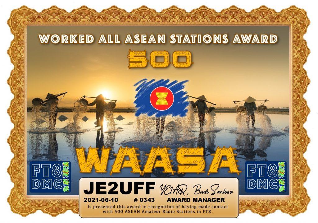 WAASA-500