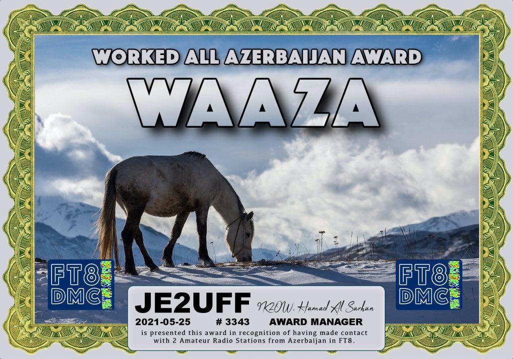 WAAZA