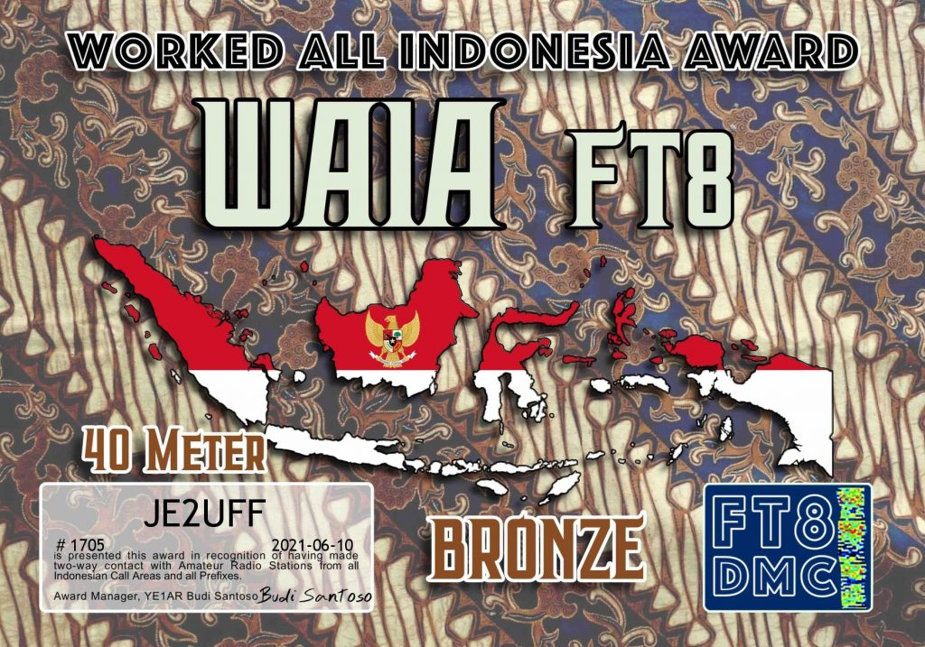 WAIA40-BRONZE