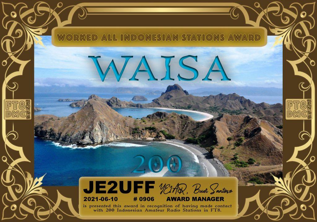 WAISA-200