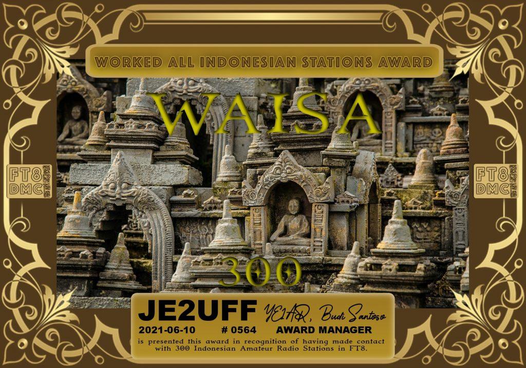 WAISA-300