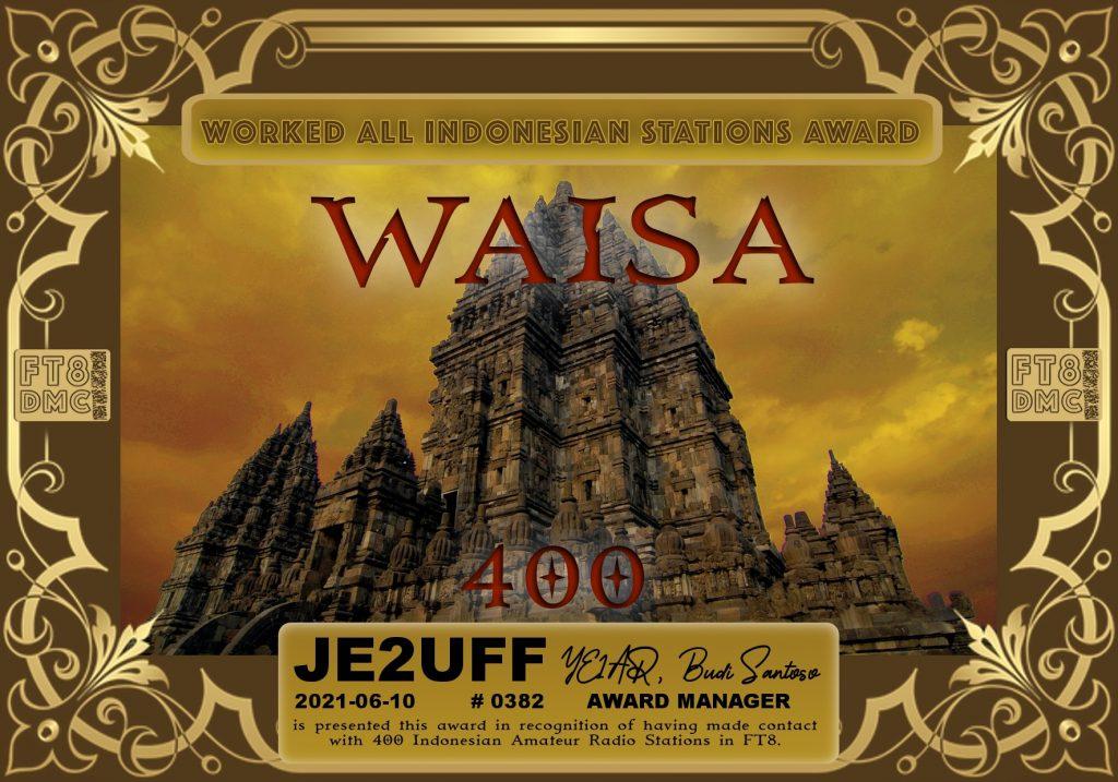 WAISA-400
