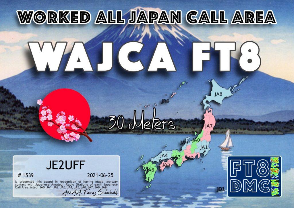 WAJCA-30M
