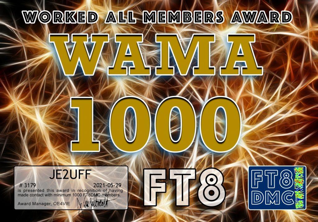 WAMA-1000