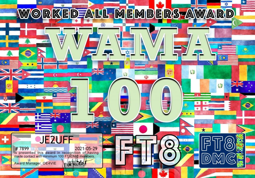 WAMA-100
