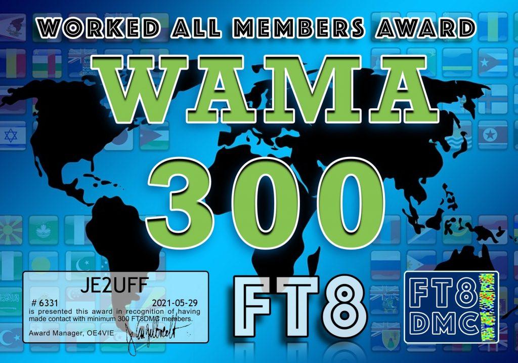 WAMA-300