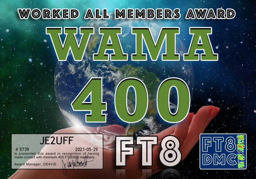 WAMA-400