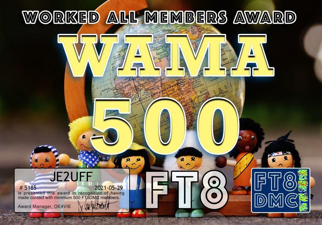 WAMA-500