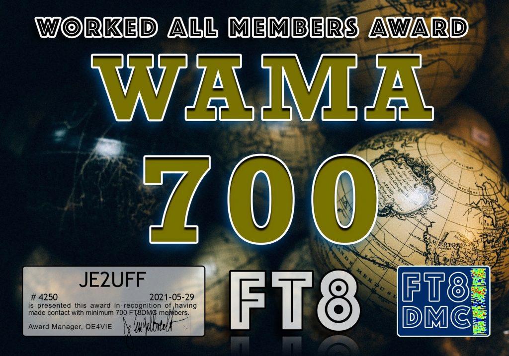 WAMA-700