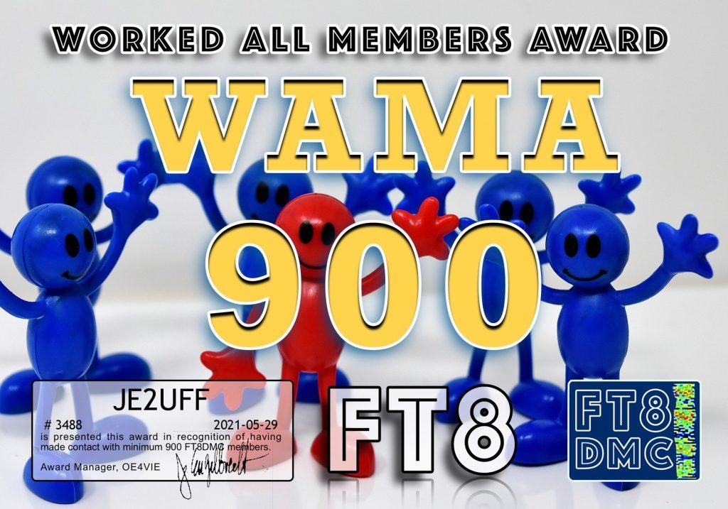 WAMA-900