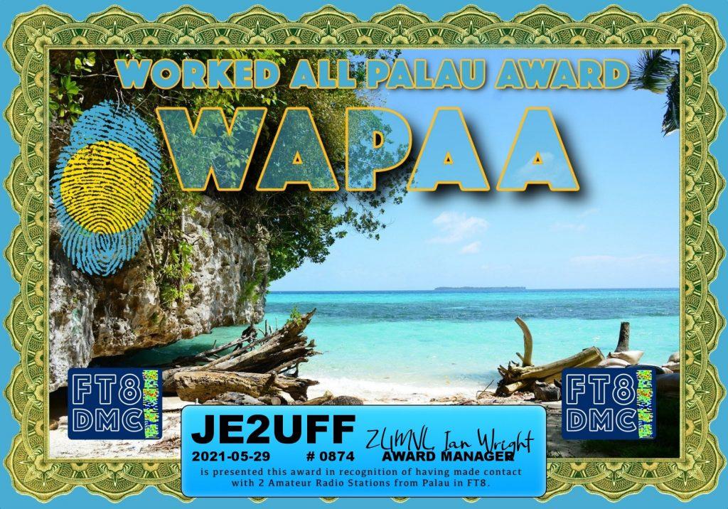 WAPAA