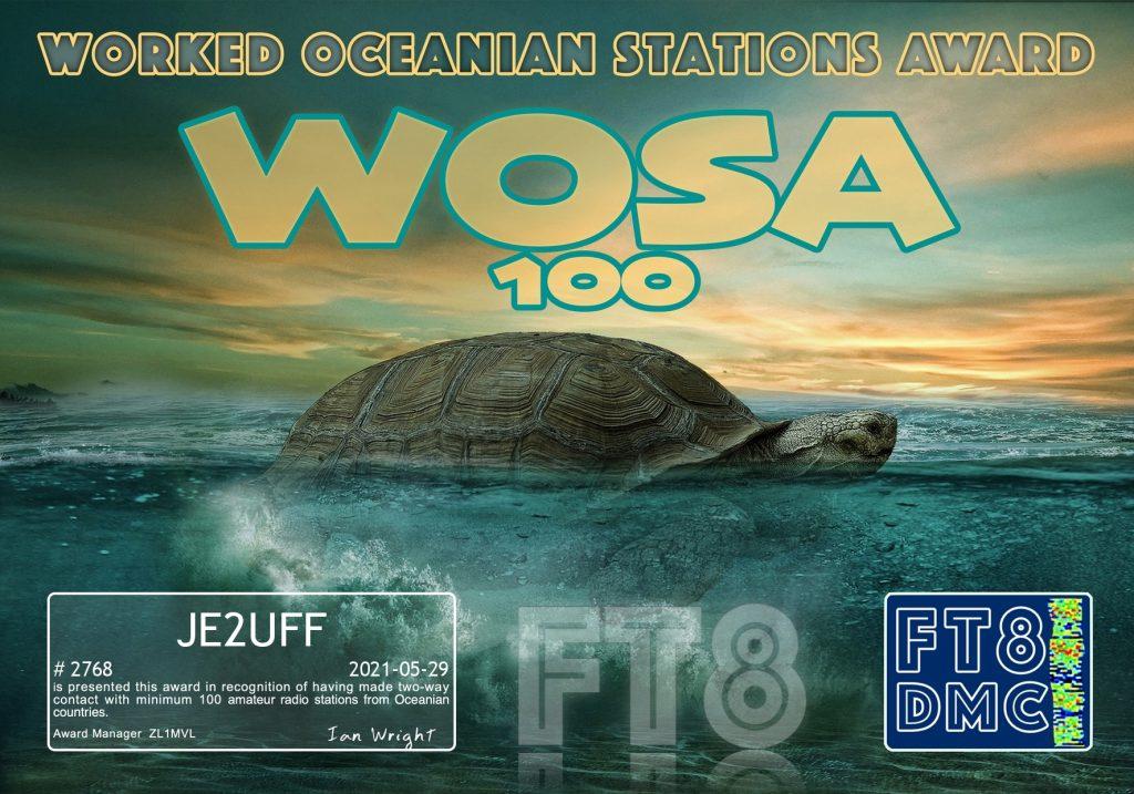 WOSA-100