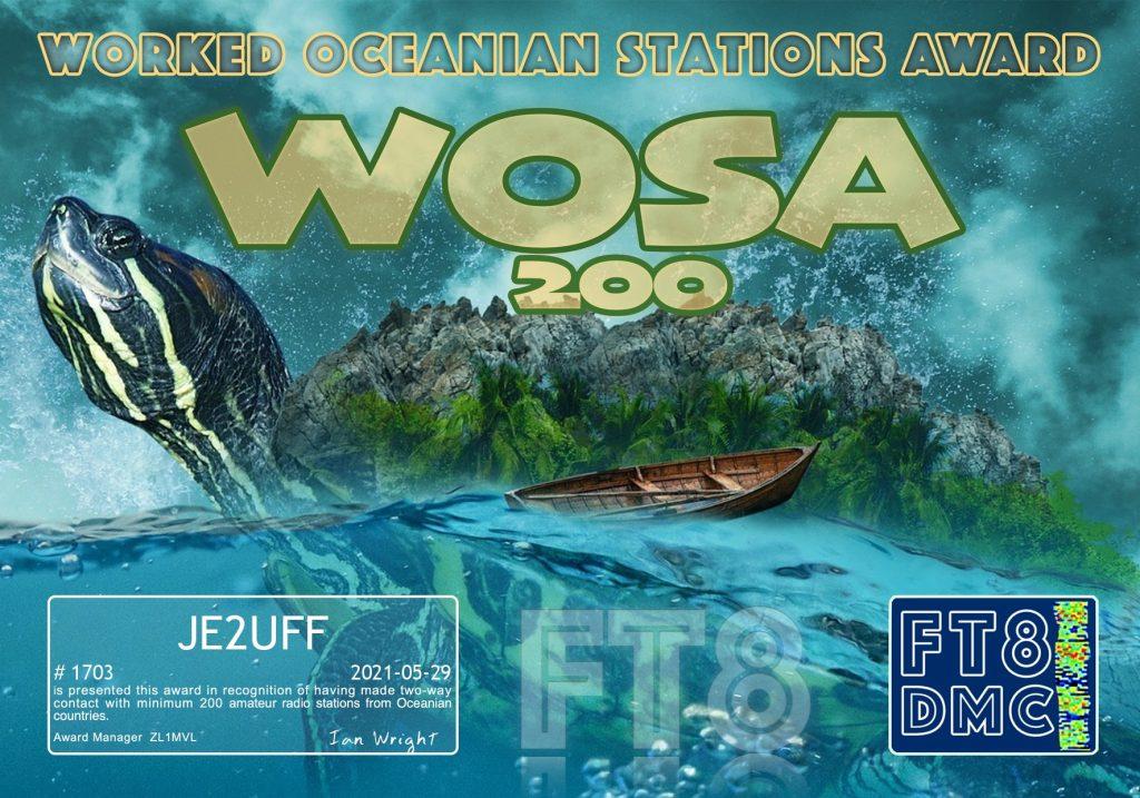 WOSA-200