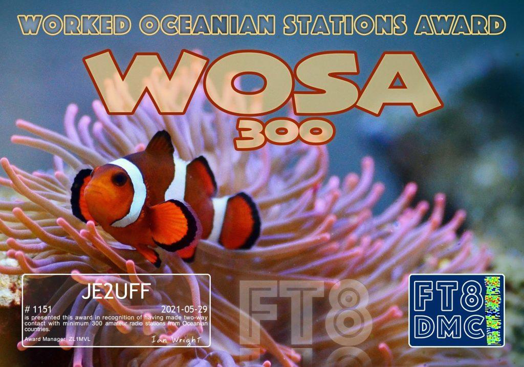 WOSA-300