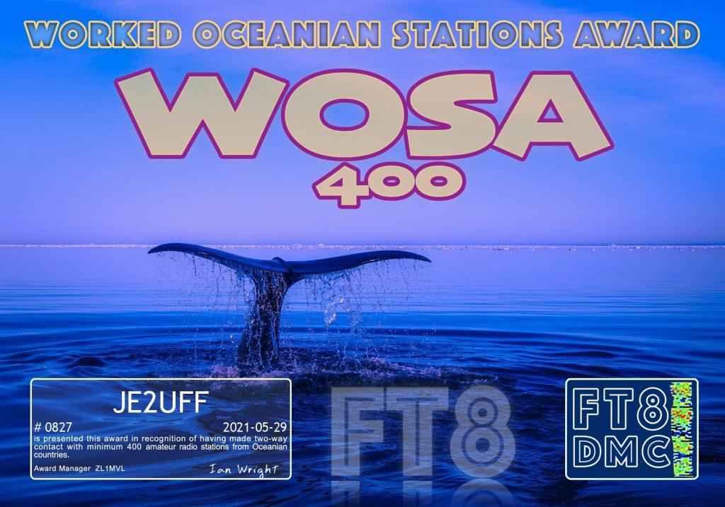 WOSA-400