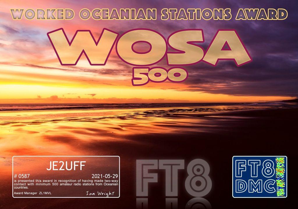 WOSA-500