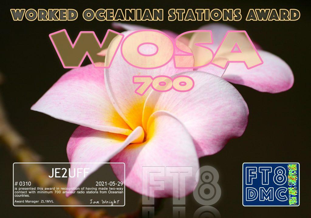 WOSA-700