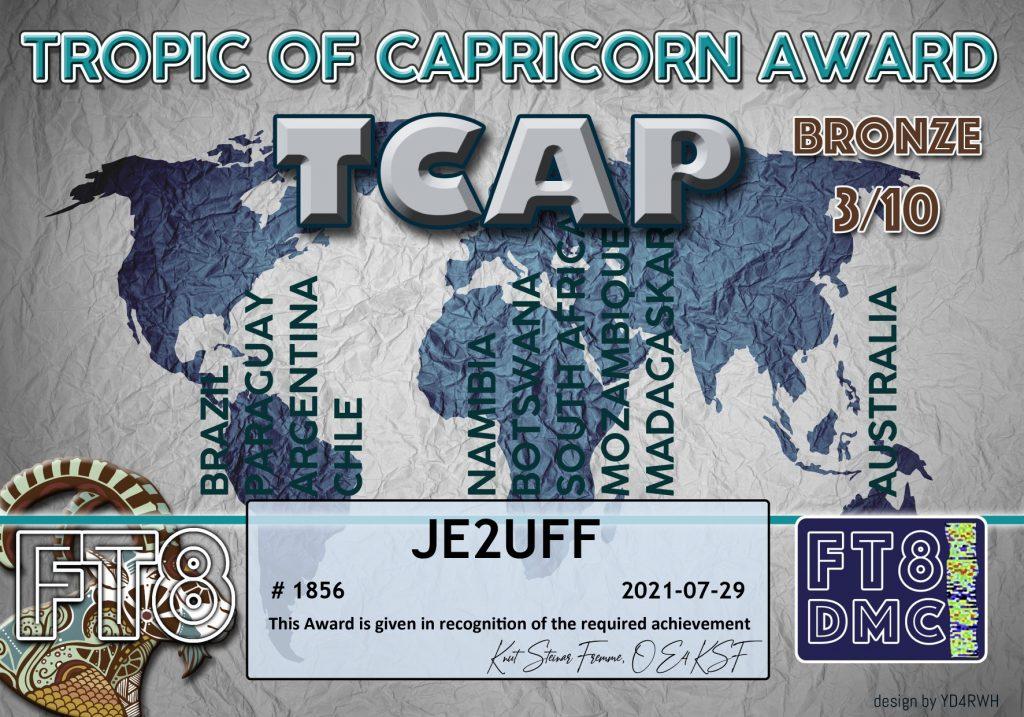 TCAP-BRONZE