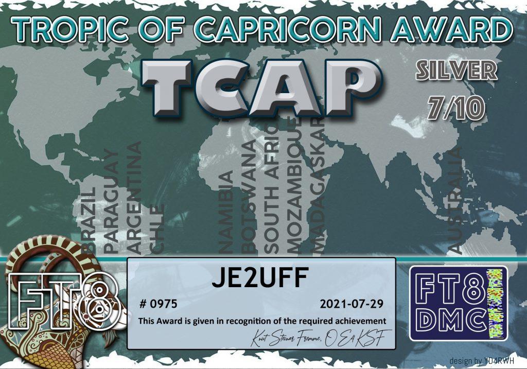 TCAP-SILVER