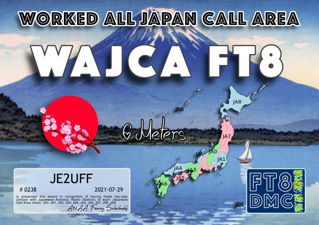 WAJCA-6M