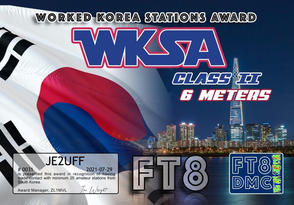 WKSA6-II