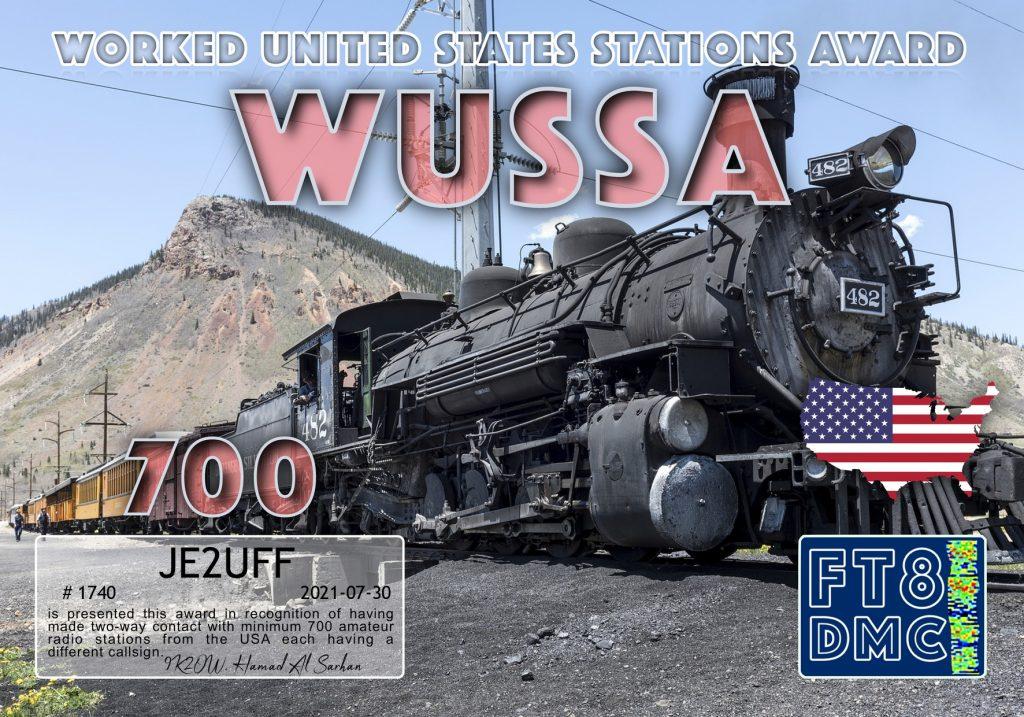 WUSSA-700